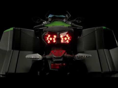 Kawasaki Ninja H2 SX SE ABS '18