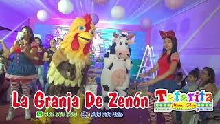 LA GRANJA DE ZENON - BARTOLITO - TETERITA MUSIC SHOW