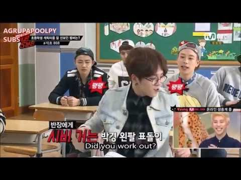 (ENG SUB) Block B 5 Minutes Before Chaos Episode 5 part1/5