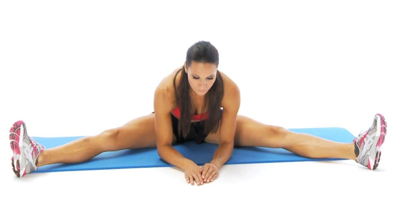 Groin stretch - long a...