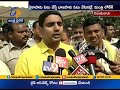 Match fixing between YCP and BJP  : Minister Nara Lokesh