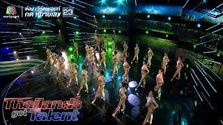 Tip Toes by Bangkok Dance Academy (Semi-Final)  | THAILAND'S GOT TALENT 2018