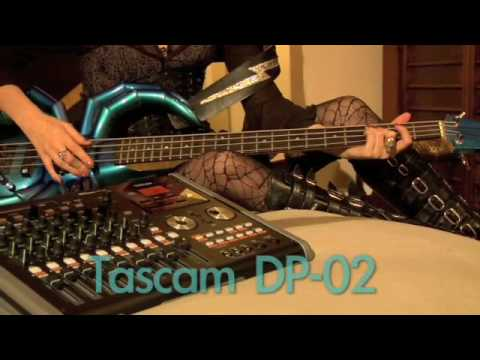 Tascam GT-R1 DR-07 DR-100 and BB-1000CD NAMM 2009 Solid State Recorders