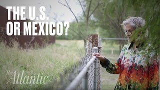 The No Man's Land Beneath the Border Wall