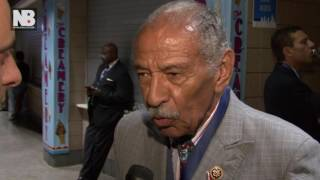John Conyers: Hillary Should Hold Press Conferences All The Time