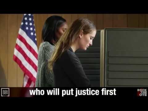 Rock the Vote for: Criminal Justice Reform
