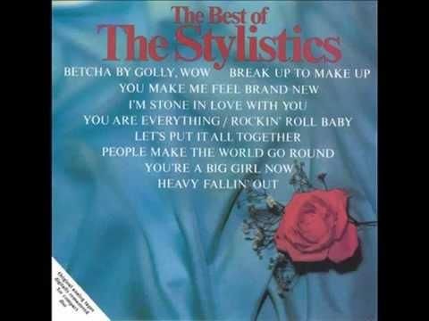 The Stylistics - Medley