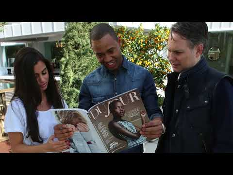Get a first look inside DuJour — and see the evolution of its Publisher Jason Binn—who since starting Ocean Drive 25 years ago now brings luxury and celebrity content to life. With a national and regional reach celebrating fashion, art, design, and entertainment, DuJour invites you to exclusively view DuJour's story, as told by Kevin Costner.