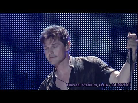 a-ha live acoustic - Butterfly, Butterfly,  the Last hurrah  (HD) Ullevaal Stadium, Oslo 21-08-2010