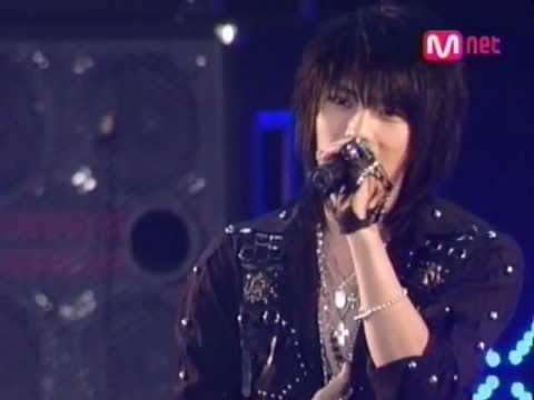 Rising Sun + Babo/Unforgettable - DBSK Mnet Special 20051026