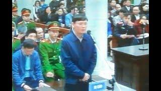 Cận cảnh phiên tòa ông Đinh La Thăng và đồng phạm sáng nay