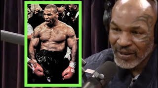 Mike Tyson Doesn't Like Looking at His Younger Self   Joe Rogan