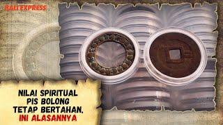 Nilai Spiritual Pis Bolong Tetap Bertahan, Ini Alasannya