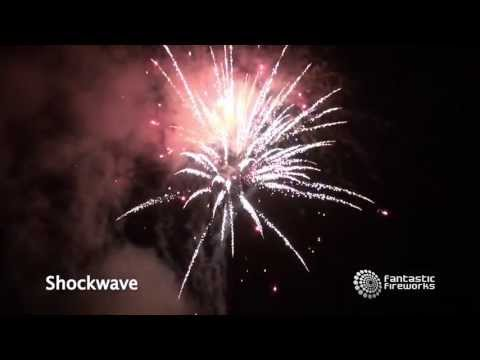 Shockwave - 81 Shot Barrage Firework