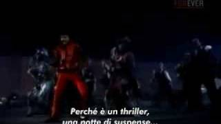 YouTube   Thriller   Full Version   Michael Jackson   con Sottotitoli in Italiano Parte 2