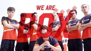 """BOX GAMING: """"Năm ngoái có KHIÊN, năm nay sẽ có GƯƠM"""" - Team Profile - Đấu Trường Danh Vọng Xuân 2019"""