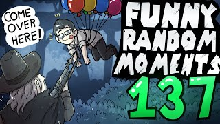 Dead by Daylight funny random moments montage 137
