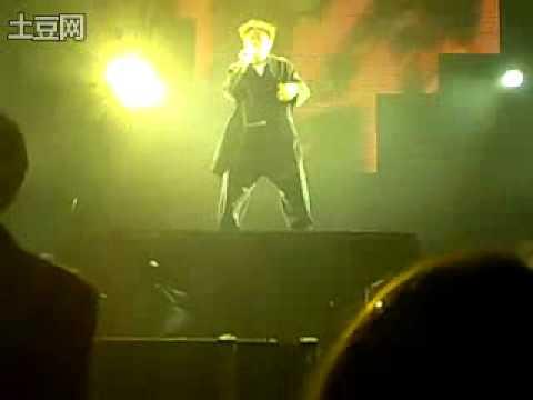 20091225 陳奕迅-男人的錯+Last Order @ 90分鐘的快活上海站