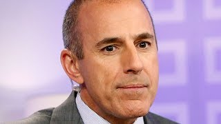 The Appalling Truth Behind Matt Lauer's Firing