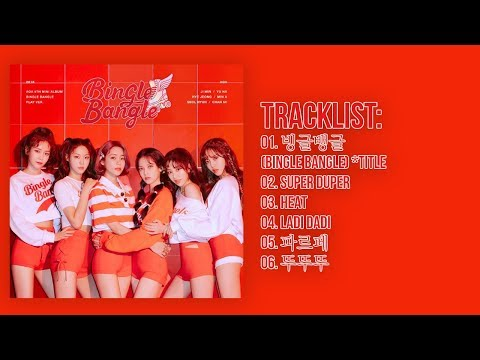 [Full Album] AOA - BINGLE BANGLE (5th Mini Album)