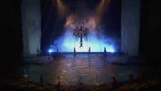 Cirque Du Soleil Worlds Away - Bateau (Flying Boat) HD