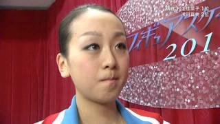 [HD] 浅田真央 全日本SP 天国の母に捧げる魂のスケート Mao Asada All Japan SP