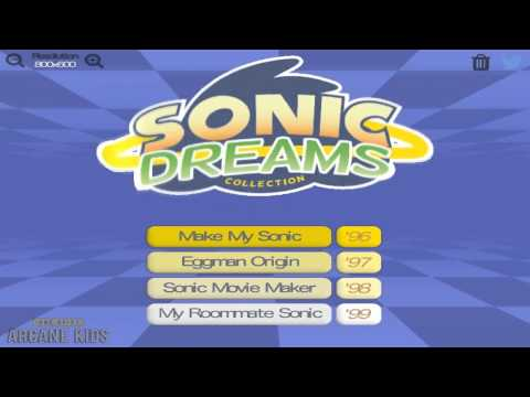 Sonic Dreams Collection OST - 01 - Title