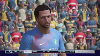 India Vs. England || Warm Up Match World Cup 2019 ||Live Cricket Score||Ashes Cricket Gameplay