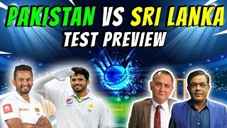 Pakistan vs Sri Lanka Test Preview   Caught Behind