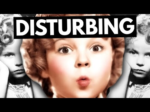 Disturbing Horrors Behind Shirley Temple That'll RUIN Your Childhood