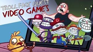 Troll Face Quest Video Games - All Levels Walkthrough