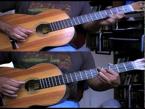 Cumbia Sampuesana y Cienaguera en Guitarra