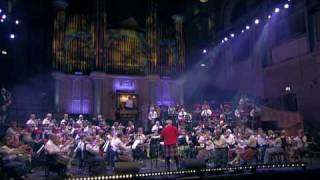 The Scottish Fiddle Orchestra - Homeward Bound on DVD