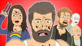 ♪ LOGAN THE MUSICAL - Animated Parody Song