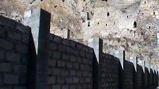 Последняя осада Дзивгиской крепости (Северная Осетия)