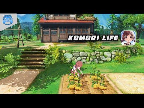 Komori Life (小森生活) Android Gameplay - 2D Anime (CBT)