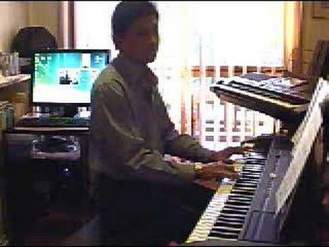 The Greatest Love Of All - Piano