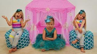 Diana & Magic PlayHouse for Children