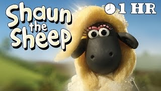 Shaun the Sheep - Season 1 - Episode 11 -20 [1HOUR]