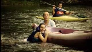 Diversión en canoas