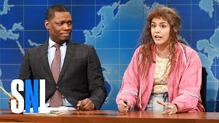 Weekend Update: Cathy Anne on Pizzagate - SNL