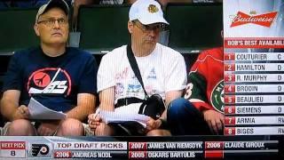 Winnipeg Jets™ NHL Team Name Announced at 2011 NHL™ Draft.avi