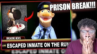 BLACK YOSHI BREAKS OUT OF PRISON! | SML Movie: Black Yoshi's Black Friday Reaction!