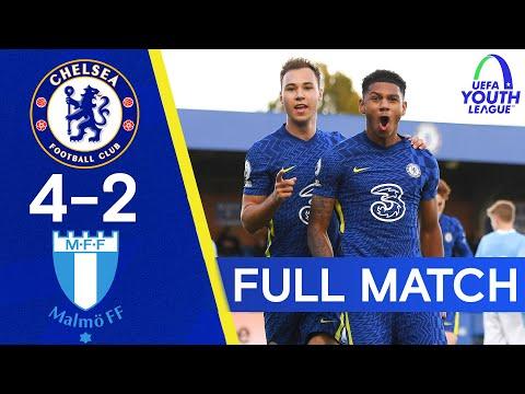 Chelsea 4-2 Malmö FF | UEFA Youth League | Full Match