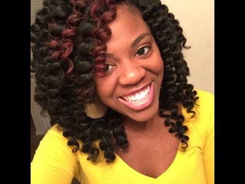 How to Do Natural-Looking Crochet Braids?Outre Cuevana Twist Braid