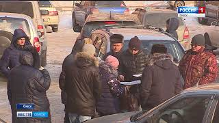 Омские дольщики дождались своих квартир