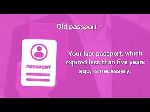Getting Your Passport Renewed