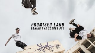 Promised Land (Drone Parkour 3) | Behind The Scenes Pt 1