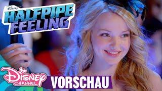 HALFPIPE FEELING - Der ganze Film in der Disney Channel App 📱
