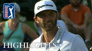 Dustin Johnson's extended highlights   Round 1   THE PLAYERS